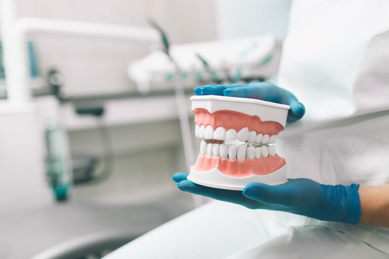 Treatment of Wedge-Shaped Tooth Defect